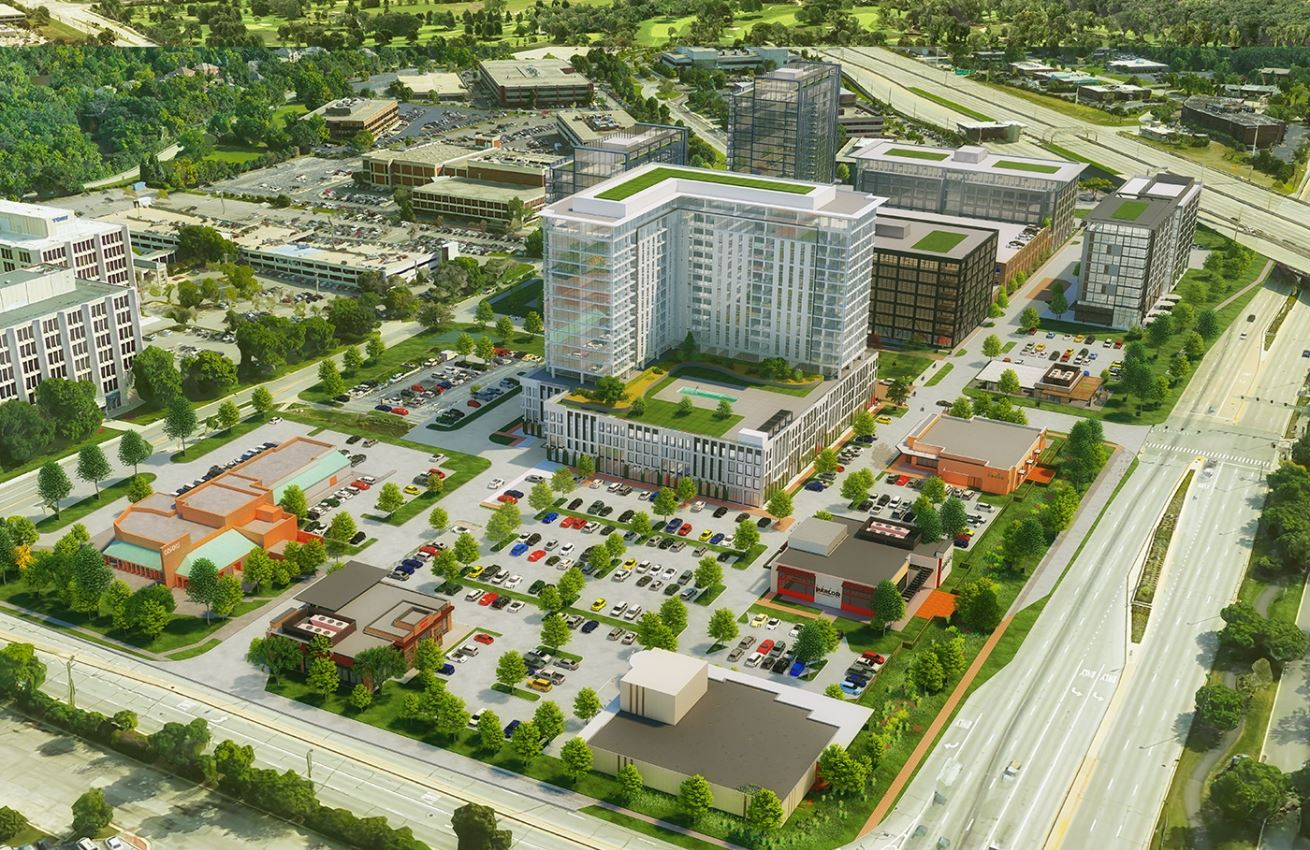 Oak Brook Commons
