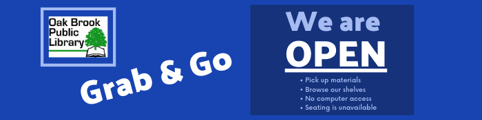 Grab and Go Banner